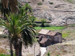 La Gomera wyspa Kolumba