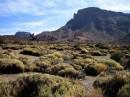 La Canada - Kocioł, czyli pierwotny krater wulkanu.