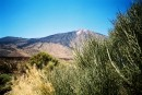 Dwa wulkany El Teide i Pico Viejo.