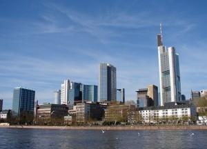 Frankfurt miasto kontrastów