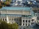 Alte Oper - widok z wieżowca Fot.Isabeldeg