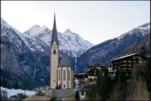 Heiligenblut – marzenie narciarza u stóp Grossglockner w kilku ruchomych obrazach…