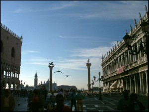 Lizanie cukierka przez szybę czyli 24 godziny w Wenecji
