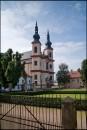 Litomyśl - kościół przy klasztorze pijarów