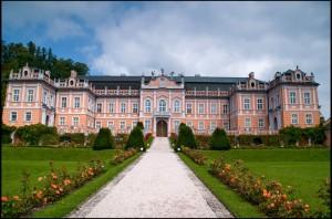 Czeski serial – dzień szósty, czyli Schonbrunn i Wersal w jednym, a z tyłu grządki kapusty…