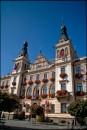 Pardubice - ratusz w rynku