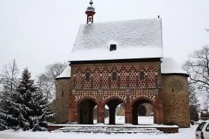 Klasztor Altenmünster w Lorsch – na liście UNESCO od 1991 roku