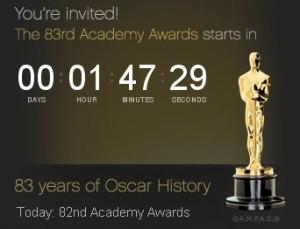 Oscary 2011 już rozdane
