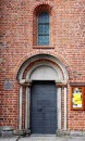 12_0078 Kościół św.Idziego z XIIIw. Najstarsza późnoromańska świątynia Wrocławia.