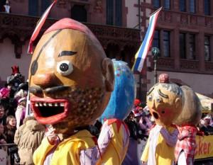 Karnawałowe pozdrowienia z Frankfurtu … Helau !