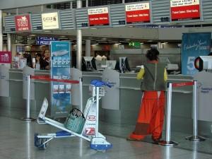 Port lotniczy we Frankfurcie nad Menem