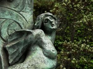 Park Słowackiego – galerią sztuki