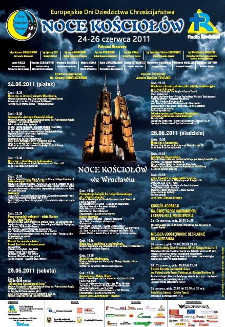 Noce Kościołów we Wrocławiu